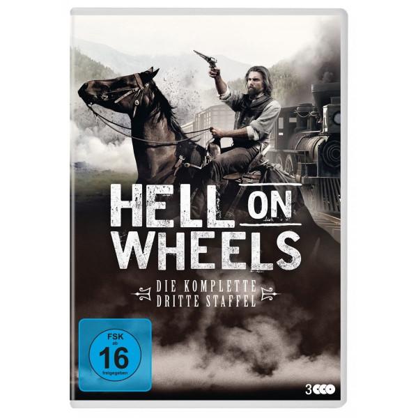 Hell On Wheels Season 3
