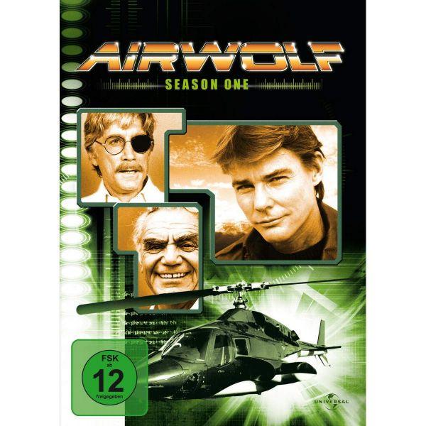 Airwolf Season 1 3Er Repl.