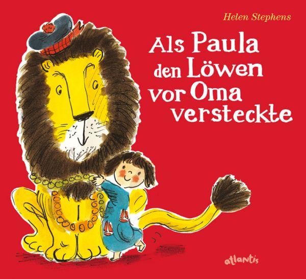 Image of Als Paula den Löwen vor Oma versteckte