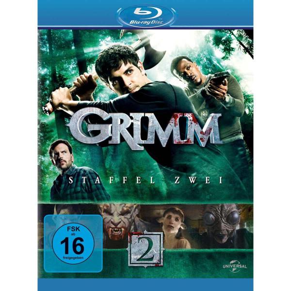 Grimm -Staffel 2