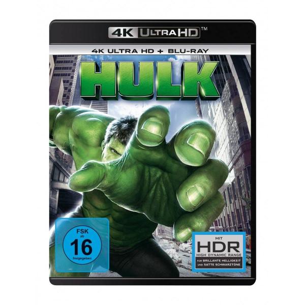 Hulk 4K Uhd