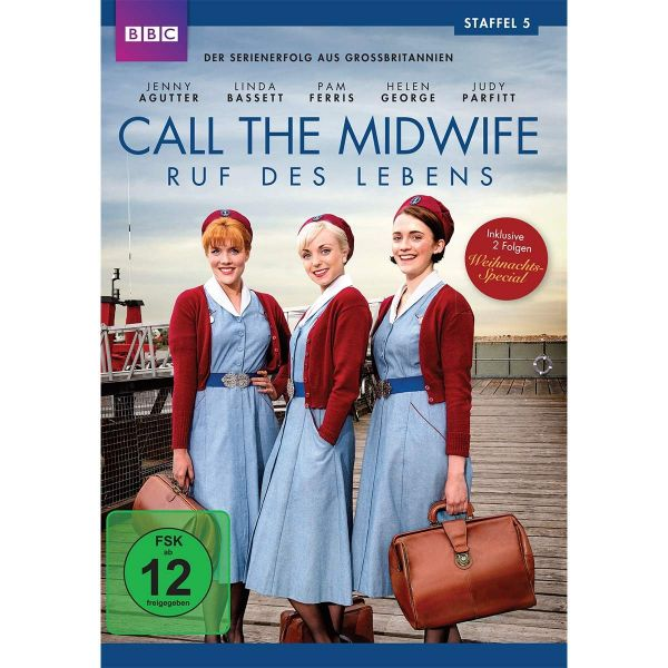 Call The Midwife -Staffel 5