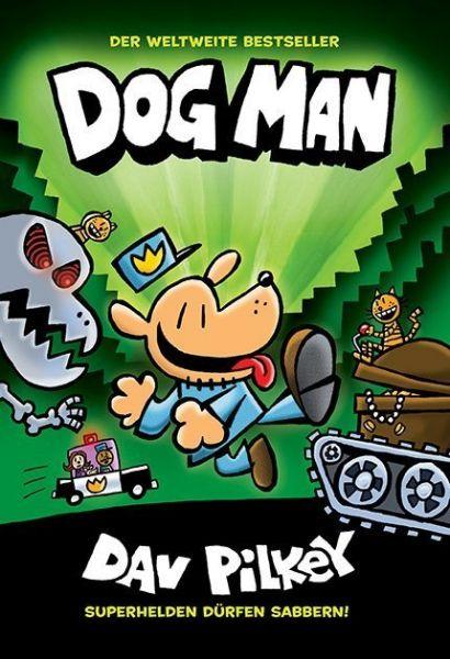 Image of Dog Man 2: Von der Leine gelassen
