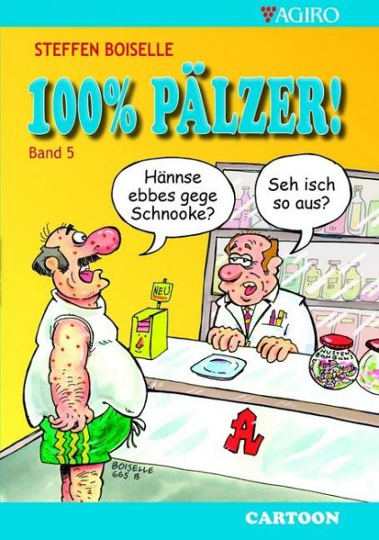 Image of 100% Pälzer!. Bd.5: Cartoon