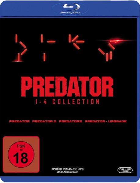 Predator 1-4