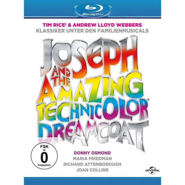 Joseph & The Amazing Technicolor Dbd