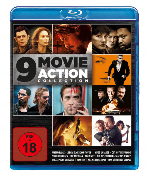 9 Movie Action Collection