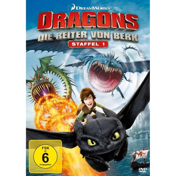 Dragons - Die Reiter Von Berk Season 1