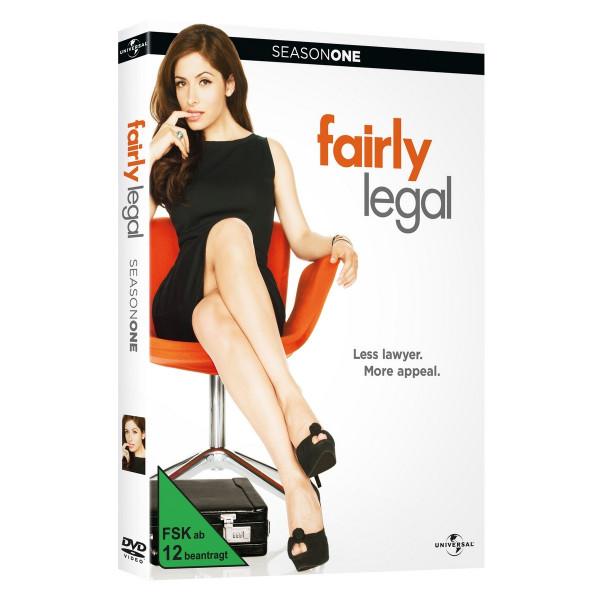 Fairly Legal -Staffel 1
