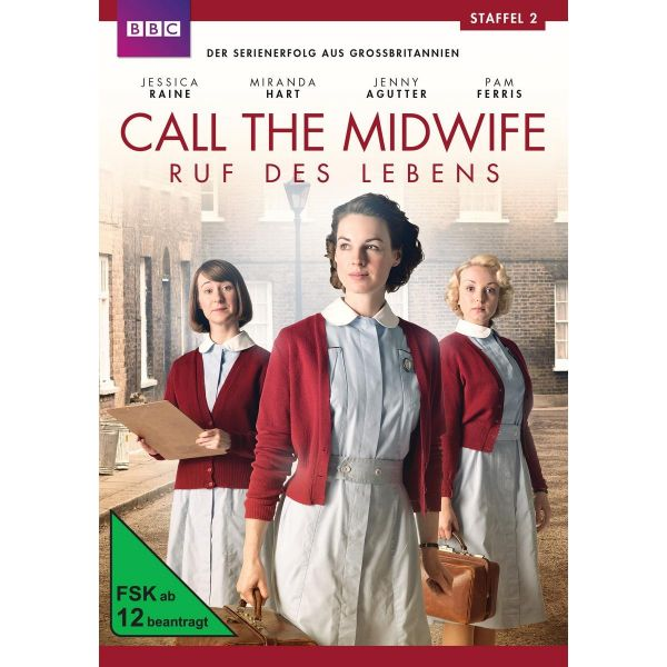 Call The Midwife -Staffel 2