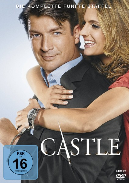 Image of Castle - 5. Staffel