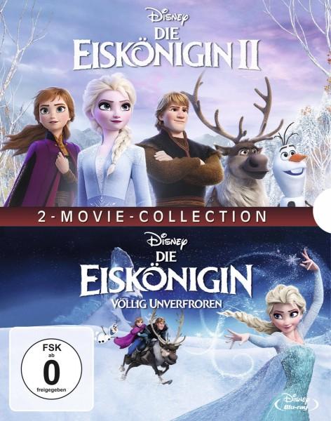 Die Eiskönigin 2 - 2 Movie Collection