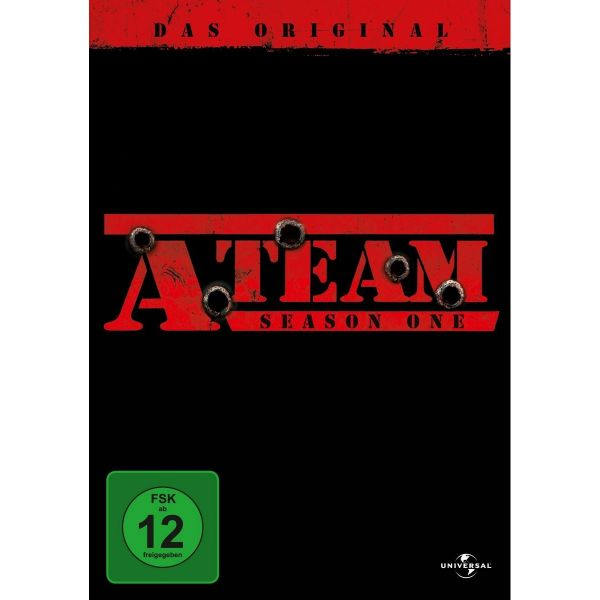 A-Team Season 1-Drafting Box 5Er