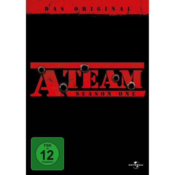 A-Team Season 1-Drafting Box 5Er