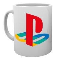 PLAYSTATION Logo Tasse