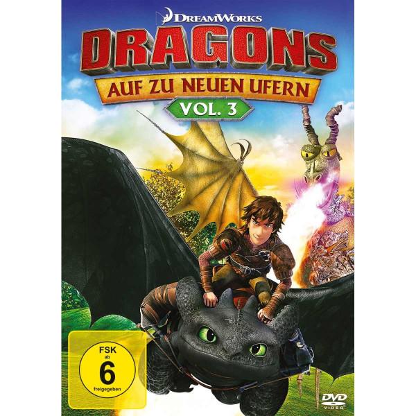 Dragons Auf Zu Neuen Ufern Season 3 V3