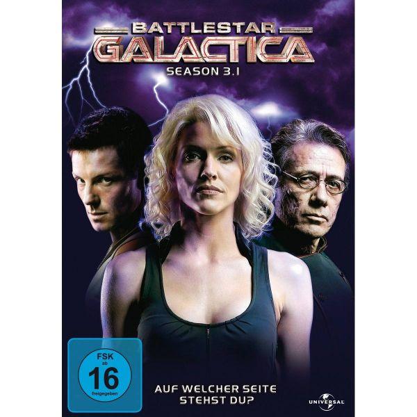Battlestar Galactica Season 3.1 Repl.