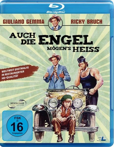 Image of AUCH DIE ENGEL MÖGEN'S HEISS