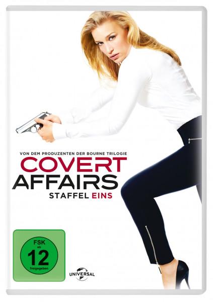 Covert Affairs -Staffel 1