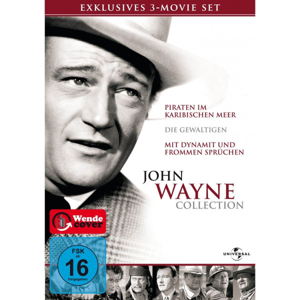 John Wayne Box 3Er
