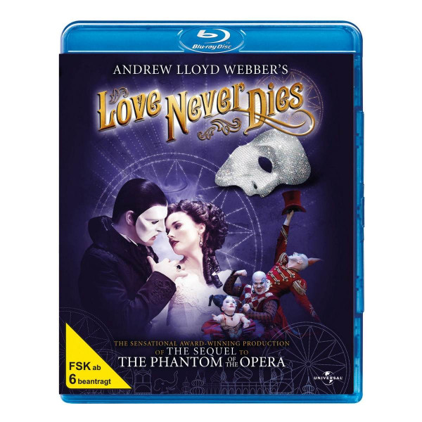 A. Lloyd Webbers Love Never Dies