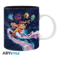 ABYstyle - Crash Bandicoot It'S About Time 320 ml Tasse