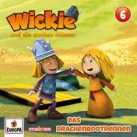 Wickie - 06 Das Drachenbootrennen  (CGI)