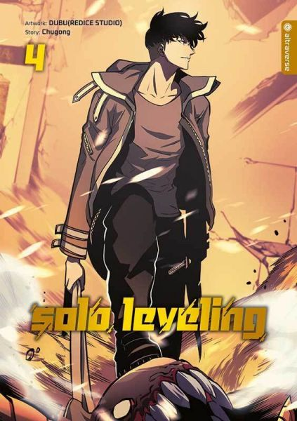 Image of Solo Leveling. Bd.4