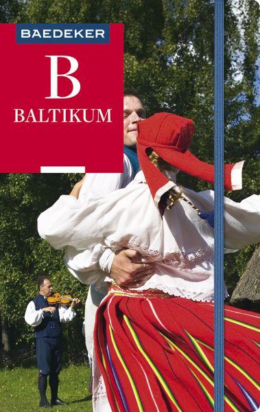 Image of Baedeker Reiseführer Baltikum: mit praktischer Karte EASY ZIP