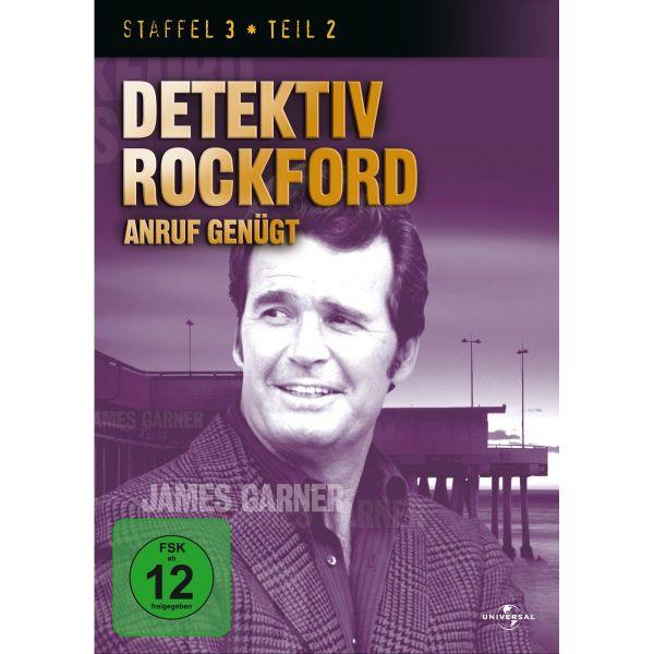 Detektiv Rockford Season 3.2 3Er Repl