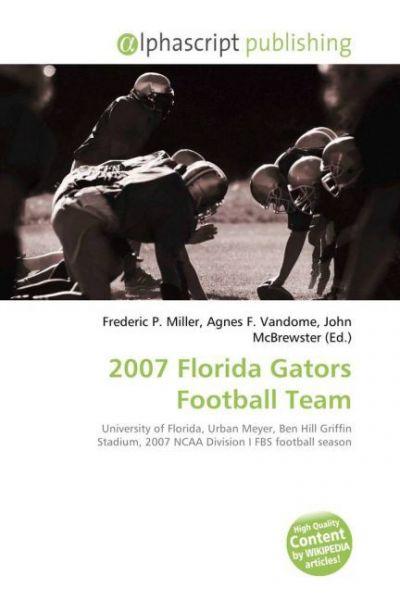 Image of 2007 Florida Gators Football Team