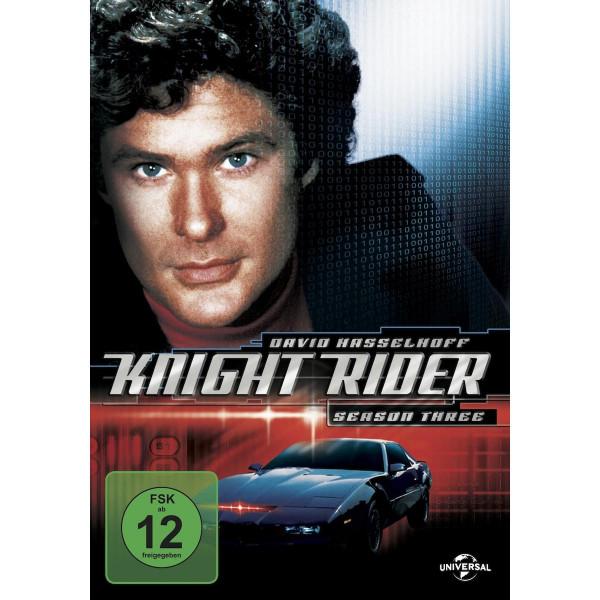 Knight Rider - Season 3 Neu Rep