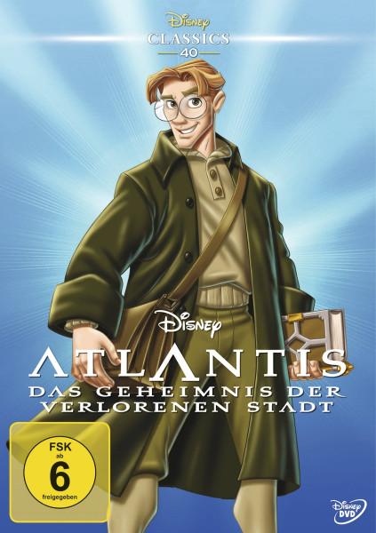 Atlantis - Das Geheimnis der verlorenen Stadt - Di