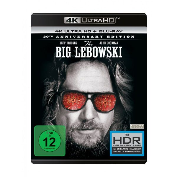 The Big Lebowski Uhd