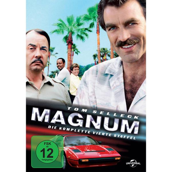 Magnum Season 4 6Er Repl.