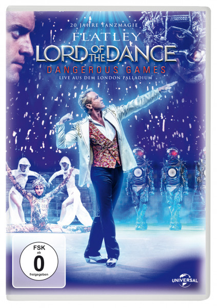 Lord Of The Dance Dangerous Game