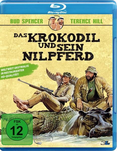 Image of DAS KROKODIL UND SEIN NILPFERD