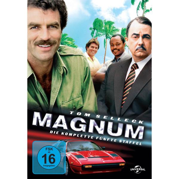 Magnum Season 5 6Er Repl.