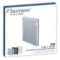 Bestron AIRP200FILT 3in1 Filter Set für AIRP200UV
