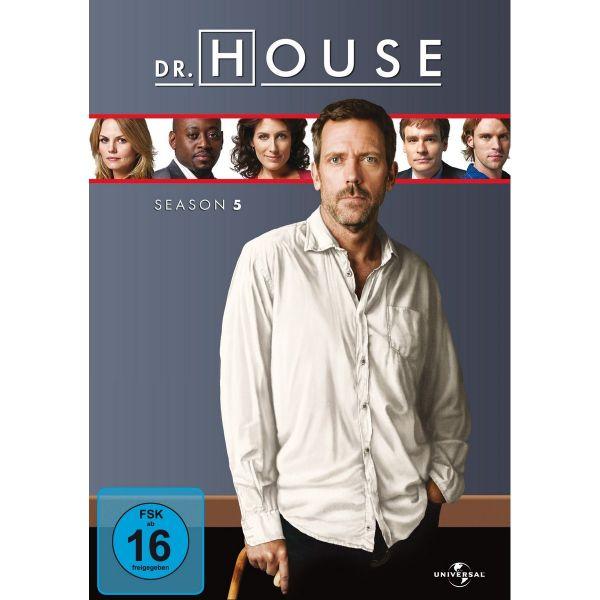 Dr. House Season 5 6Er Repl.