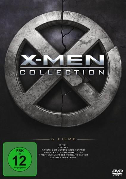 X-Men 1-6