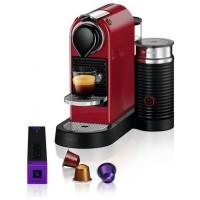 KRUPS Nespresso Citiz&Milk Red