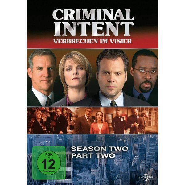 Criminal Intent Season 2.2 3Er