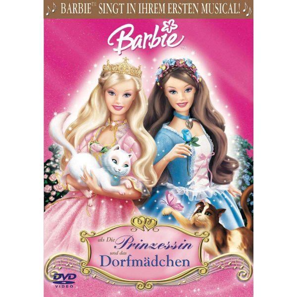 Barbie Prinzessin & Dorfmädchen
