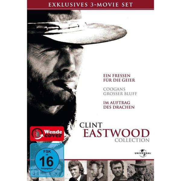 Clint Eastwood Box 3Er