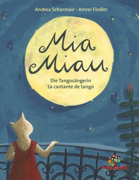 Image of Mia Miau - la cantante de tango / die Tangosängerin