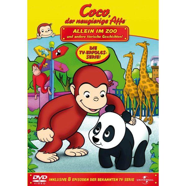 Coco Im Zoo U A Tierische Gesc
