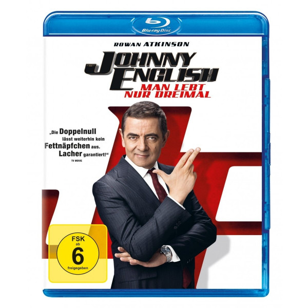 Johnny English Man Lebt Nur 3X