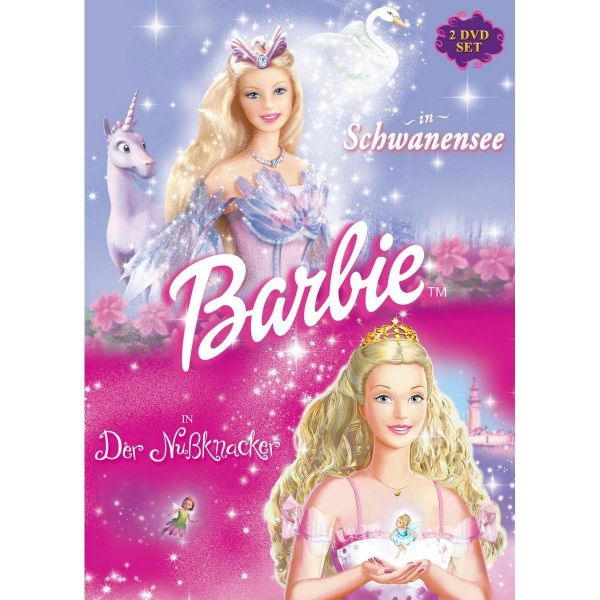 Barbie Ballett Box