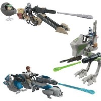 Star Wars Mission Fleet Expedition Class Figuren und Fahrzeuge